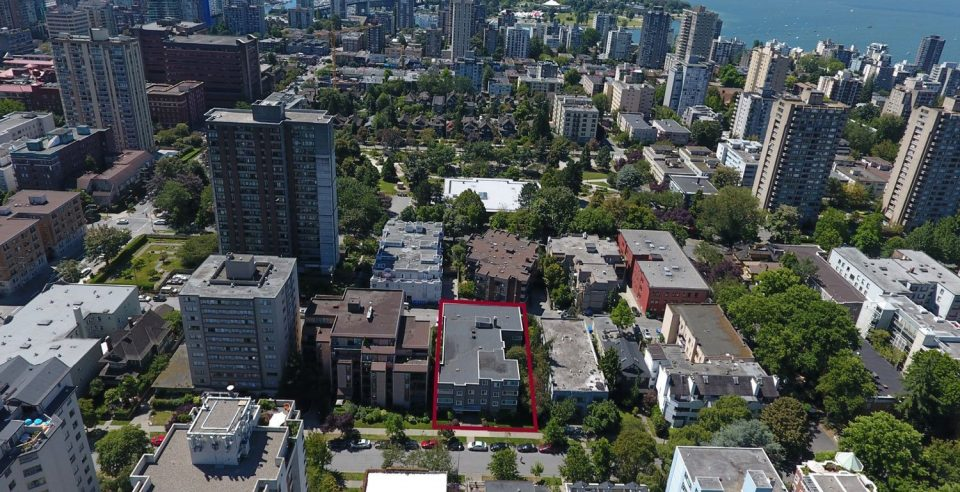 11-storey luxury condominium tower proposed on Barclay Street