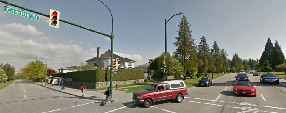 Cambie and King Edward haunted house