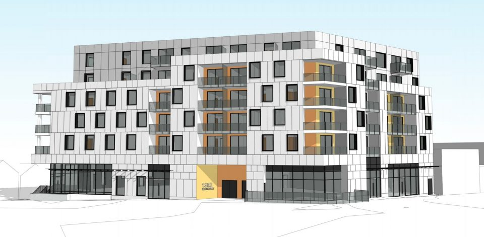Rental apartments to take place of Cedar Cottage Liquor Store