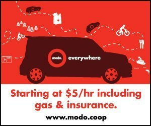 Modo car coop sign up