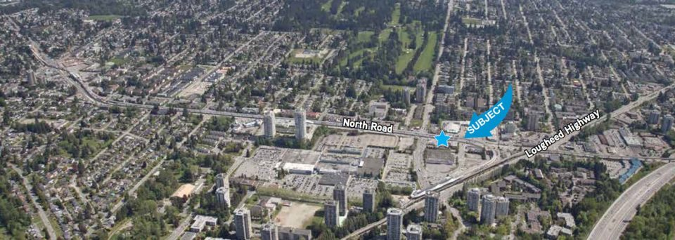 Esso North Road Burnaby for sale