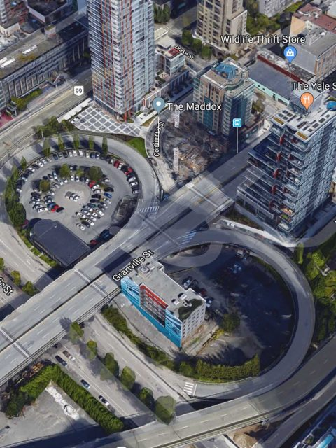 Granville Loops marketed by city for mixed-use development