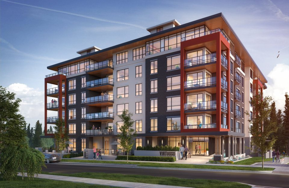 UBC's Wesbrook Village home to first mass timber condominiums in North America