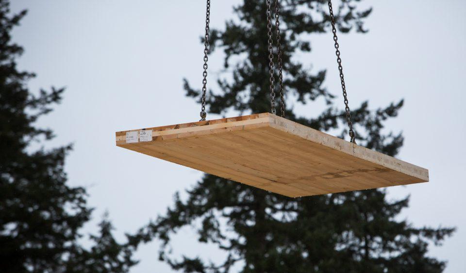 UBC Virtuoso mass timber building wood