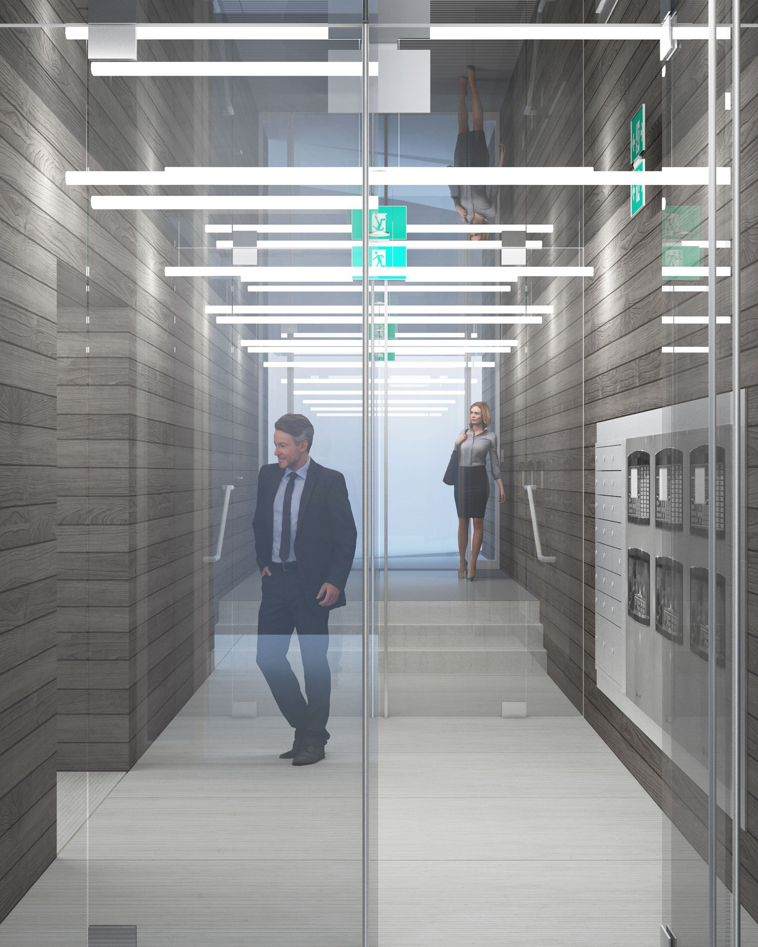 Some New Renderings Of The Office Space For Sale At Vancouver House. Not  Sure On Pricing... Apparently Retail To Include Local Micro Brewery (or  Two)... ...