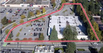 Anthem Properties acquires another site in Surrey city centre