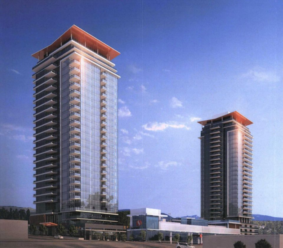Beedie Living Austin Heights Coquitlam Safeway condos renderings