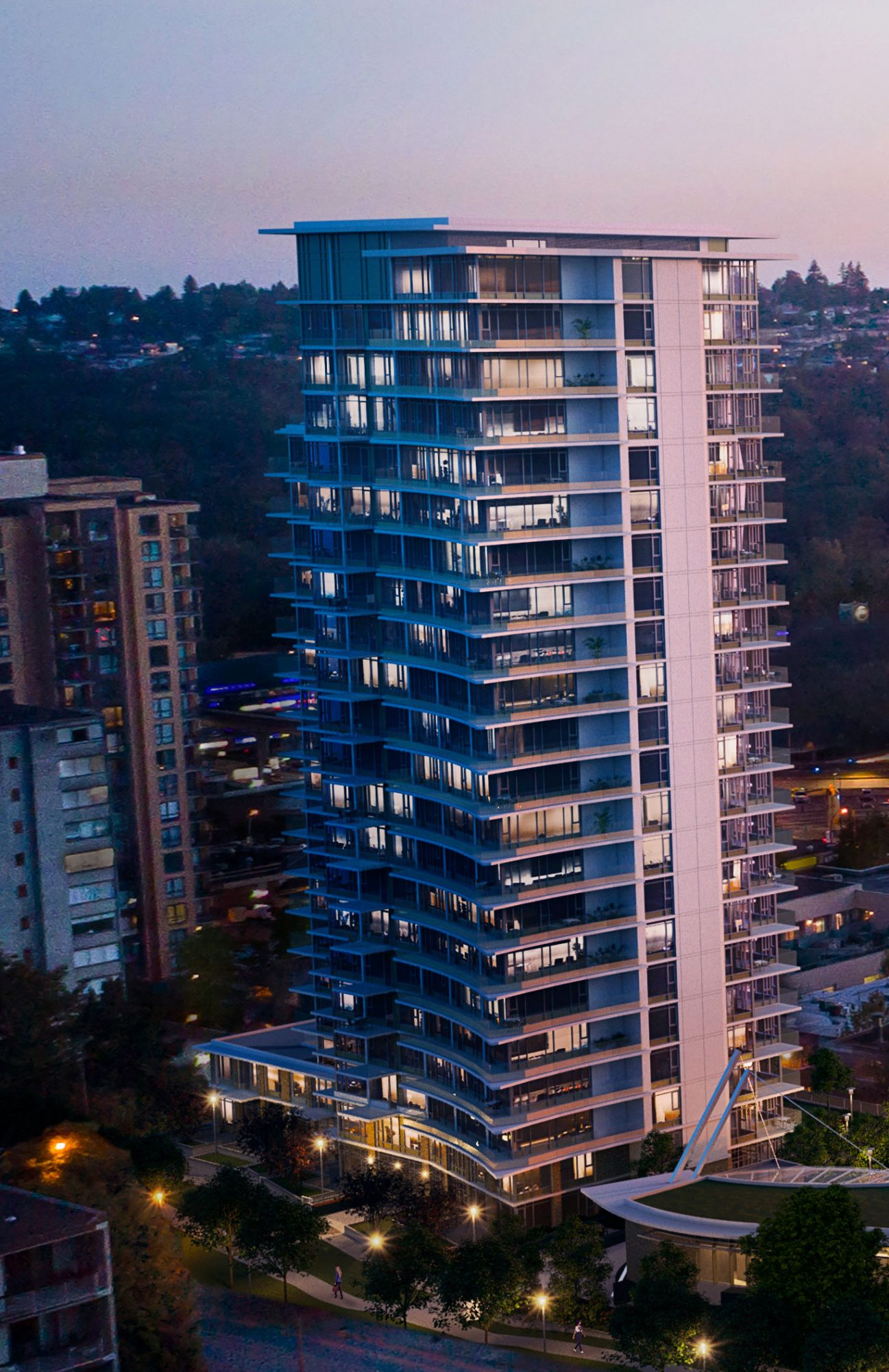 Hensley in Coquitlam includes new purpose-built rental tower