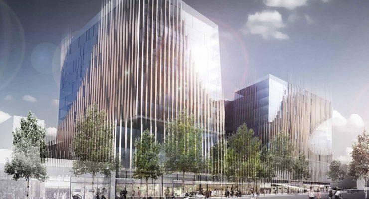 Park Inn proposal 878-898 West Broadway