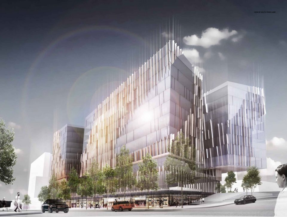 Park Inn proposal 878-898 West Broadway