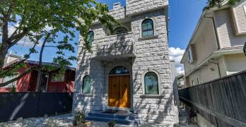 East Vancouver castle house listed for $2.3 million