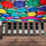 Yaletown umbrellas send Instagrammers into a frenzy