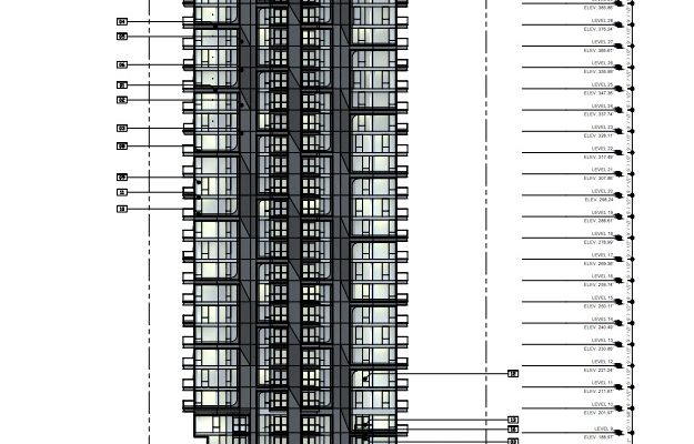 Design for Burrard Place Tower C revealed