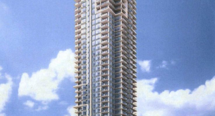 50 storeys for upcoming tower on Burnaby-Coquitlam border