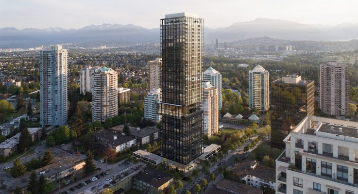 39-storey 'Wilson' coming soon to Burnaby skyline