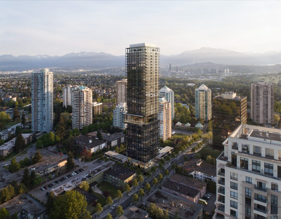 39-storey 'Wilson' coming soon to Burnaby skyline