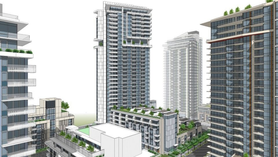 seylynn village tower 3 rendering