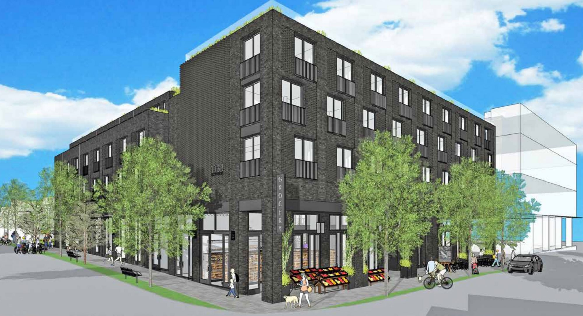 New family-oriented housing proposed for Strathcona