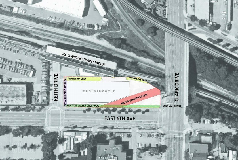 2102 Keith Drive site