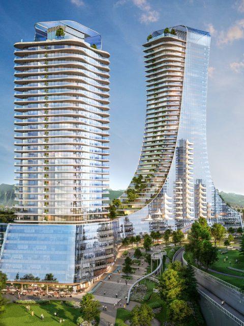 688 West 41st Avenue Oakridge towers
