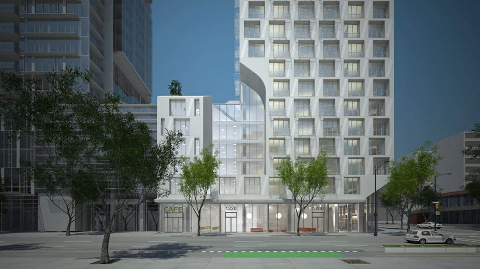 902 Davie Street Rental Apartments Reliance Properties
