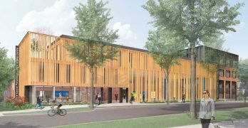 Canadian Cancer Society Cancer Prevention and Survivorship Centre to showcase BC wood technology