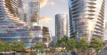 New renderings of massive Oakridge Centre redevelopment