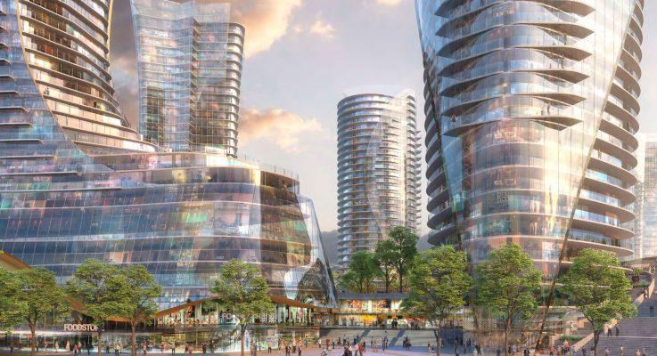 New renderings of massive Oakridge Centre redevelopment