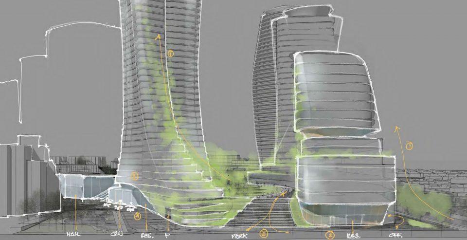 Oakridge August 2018 design guidelines towers