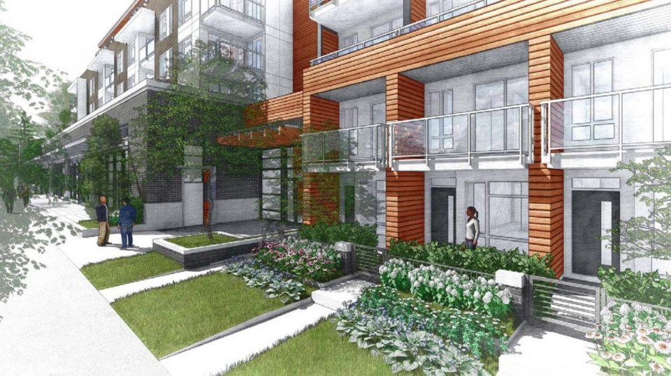 Strand Fraserhood rental apartments