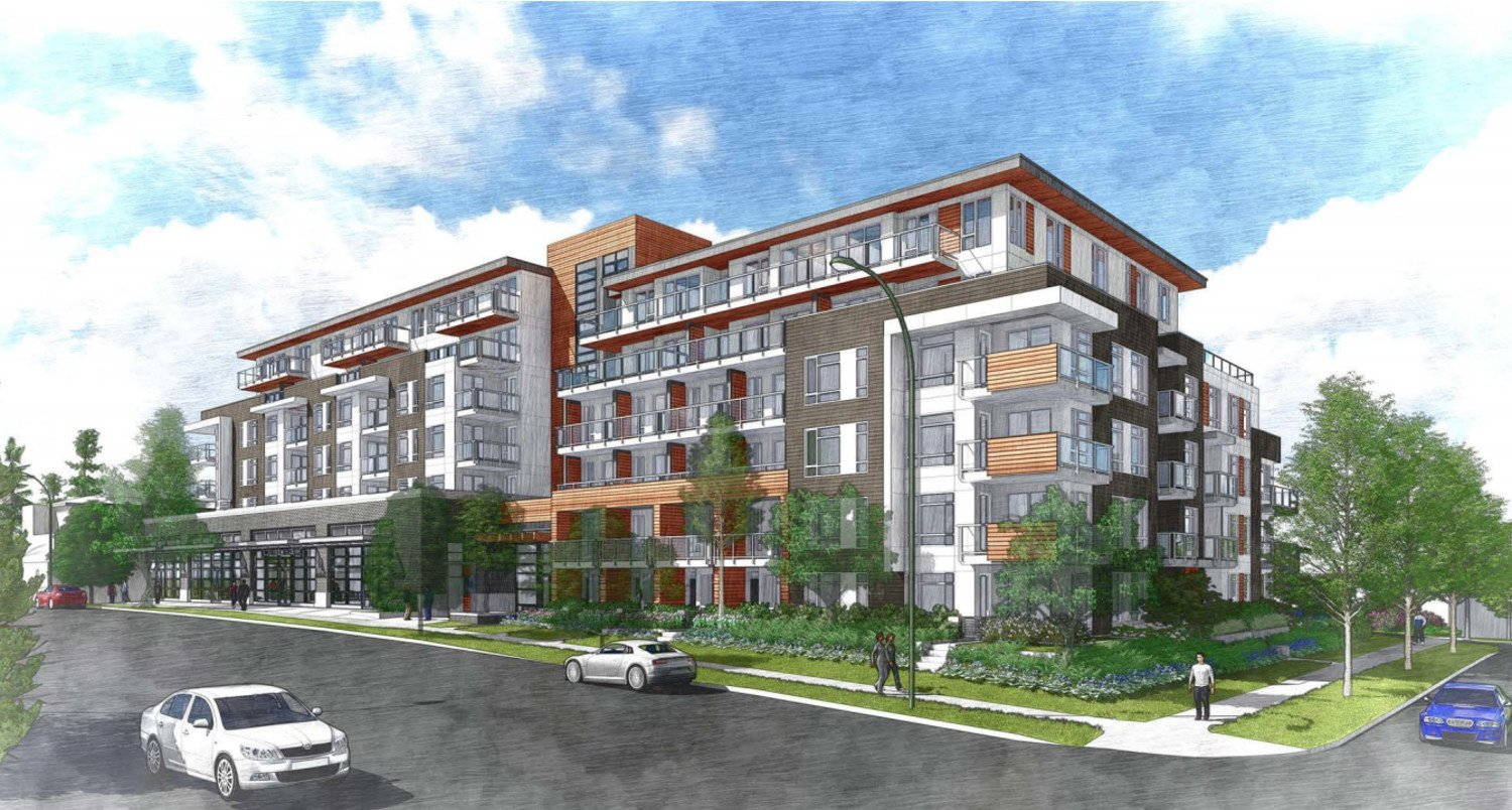 New rental apartments coming to the Fraserhood