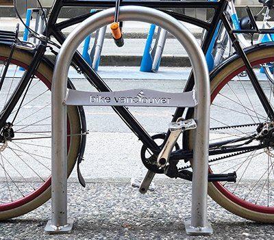 Vancouver bike rack design competition