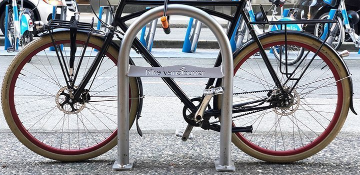 Vancouver bike rack design competition