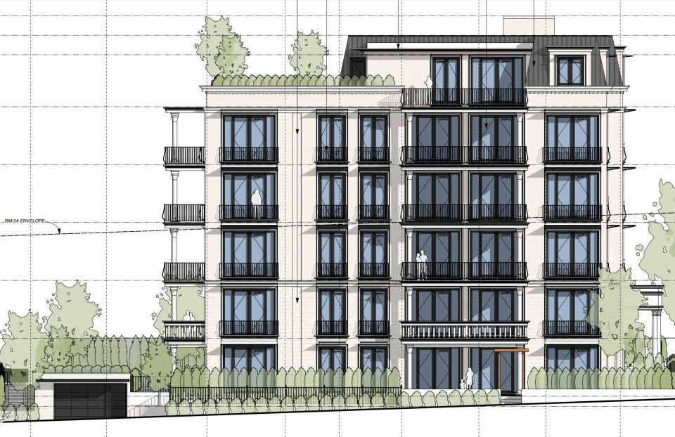 Boutique condo building proposed for West End but some neighbours opposed