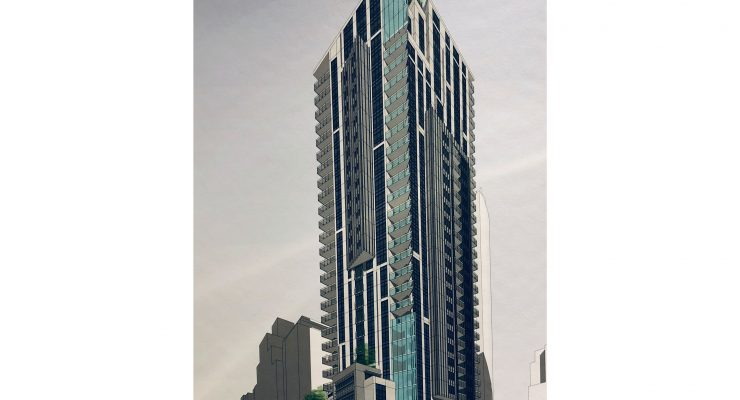 1290 Hornby tower