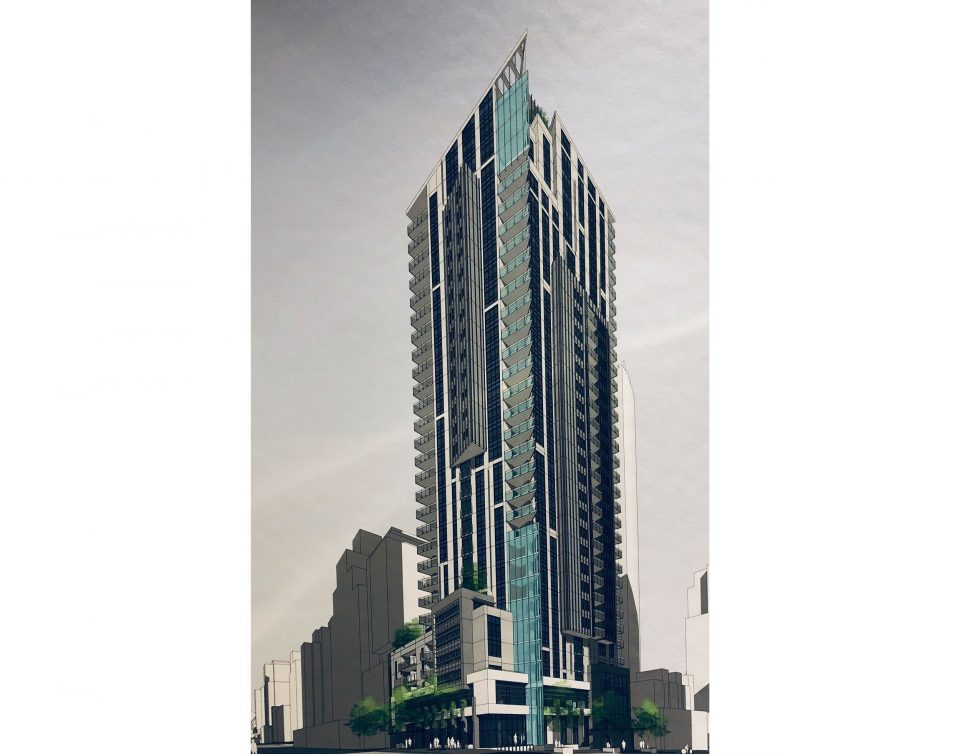 1290 Hornby tower