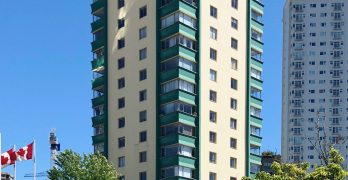 Major renovation planned for West End apartment tower, tenants facing eviction