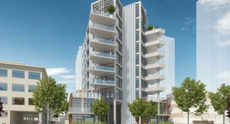 West End condo tower near Stanley Park will include family-friendly units