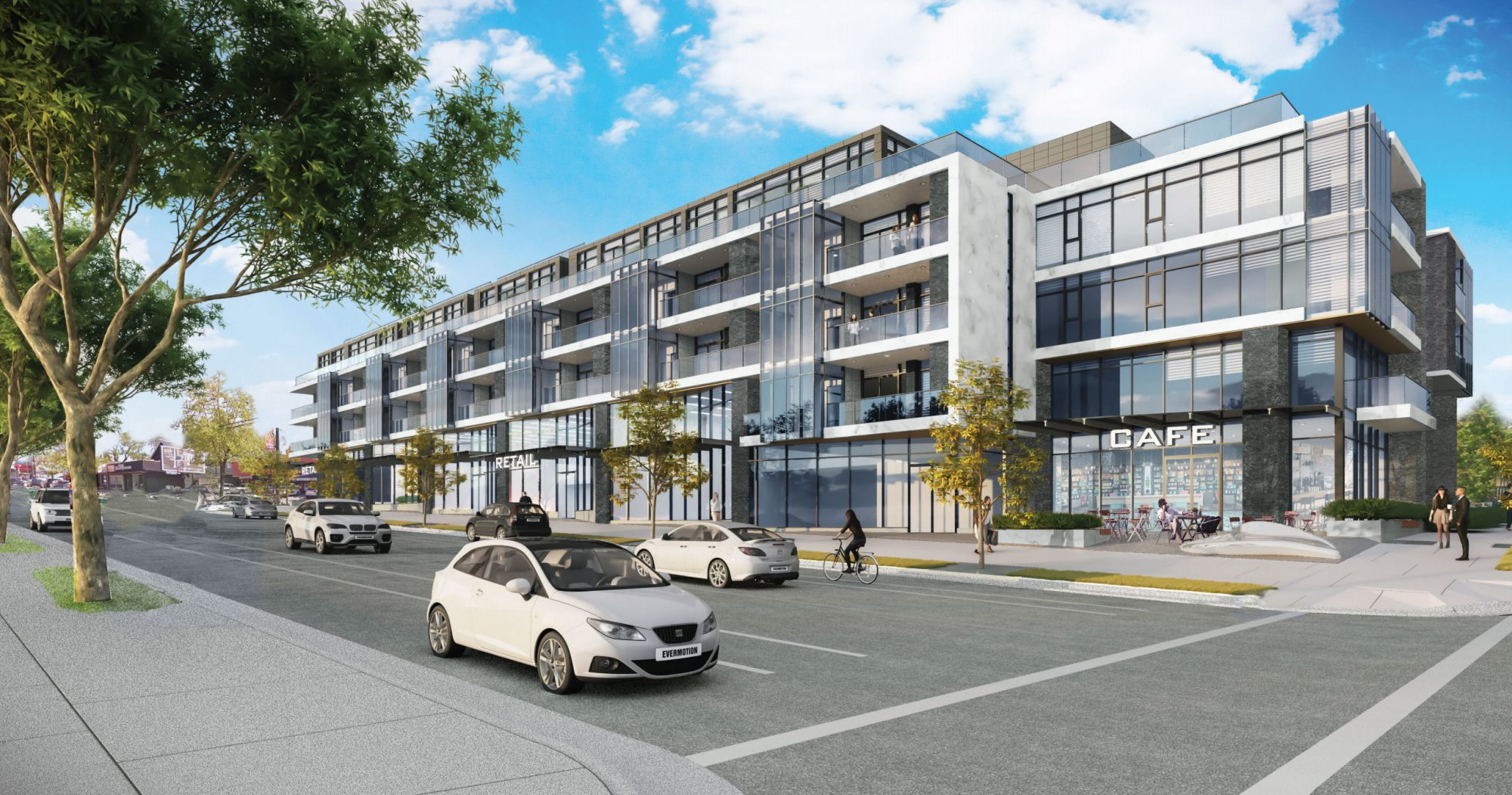 Boutique condo building with large suites coming to Dunbar Street