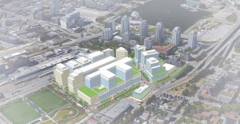Plans for new St. Paul's Hospital in False Creek Flats revealed