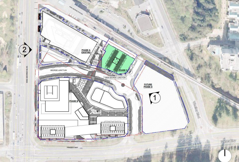 King George Hub development plan