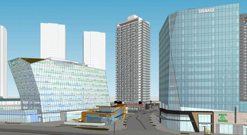 King George Hub overall development