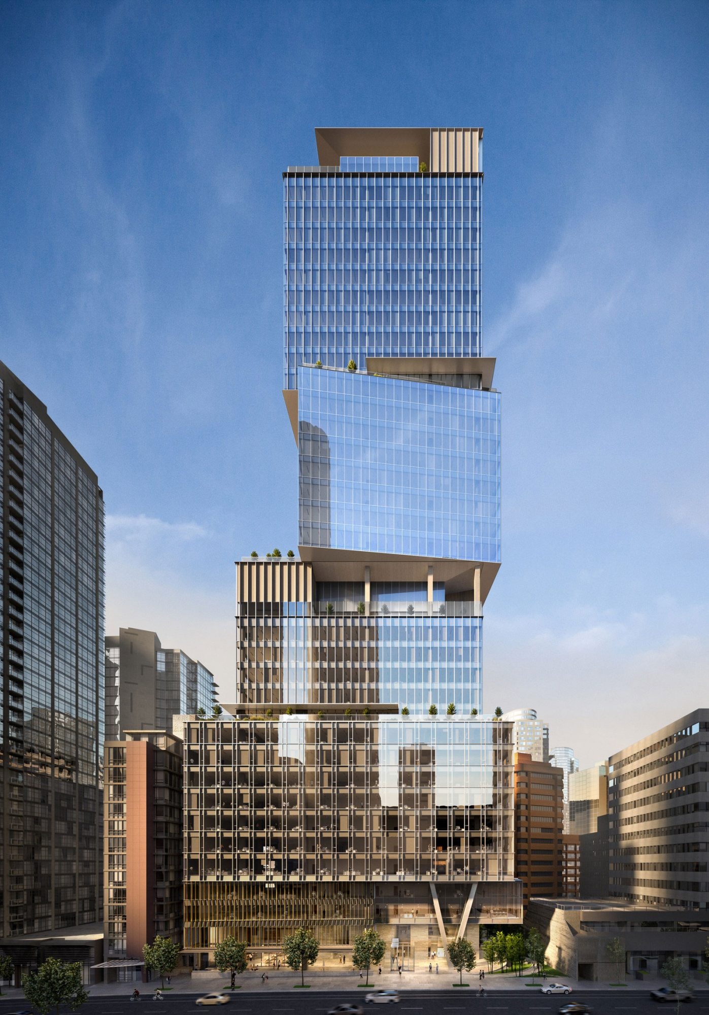 Oxford Properties announces major tenants of The Stack at 1133 Melville