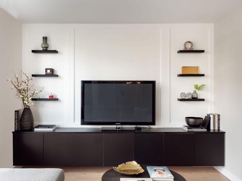 505 - 1495 Richards Street living room