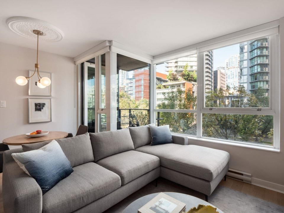 505 - 1495 Richards Street sectional
