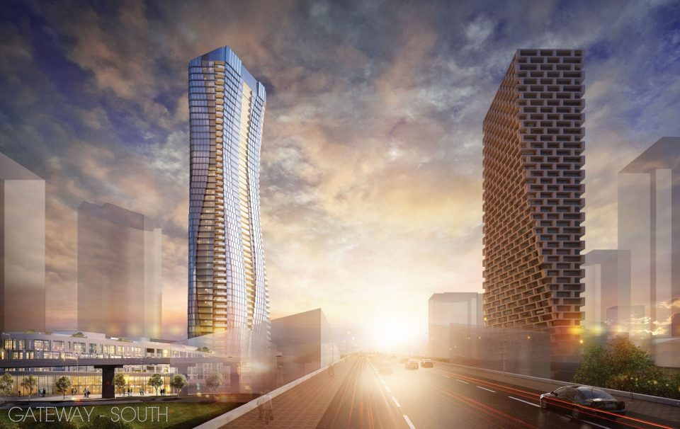 Rezoning application filed for Pinnacle tower at 601 Beach Crescent