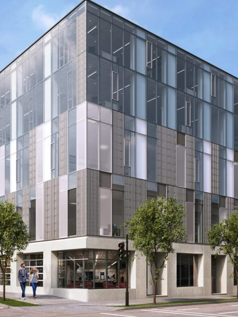 New office space coming to Adanac and Clark Drive