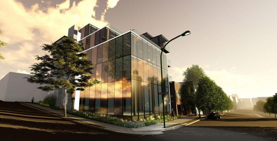 Sleek four-storey industrial and office building slated for Mount Pleasant