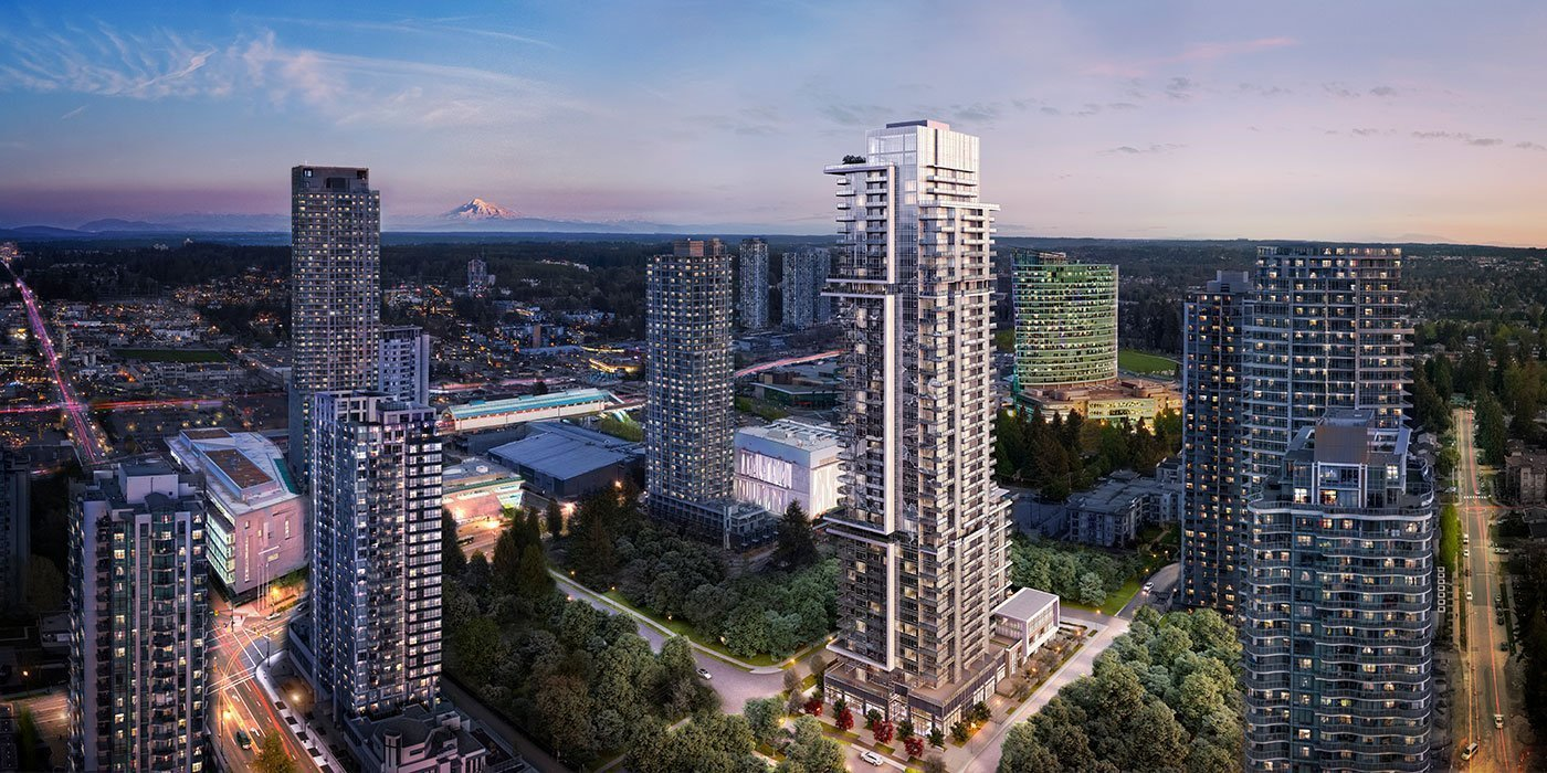 Tower in Surrey switches from rental to strata, renamed One Central