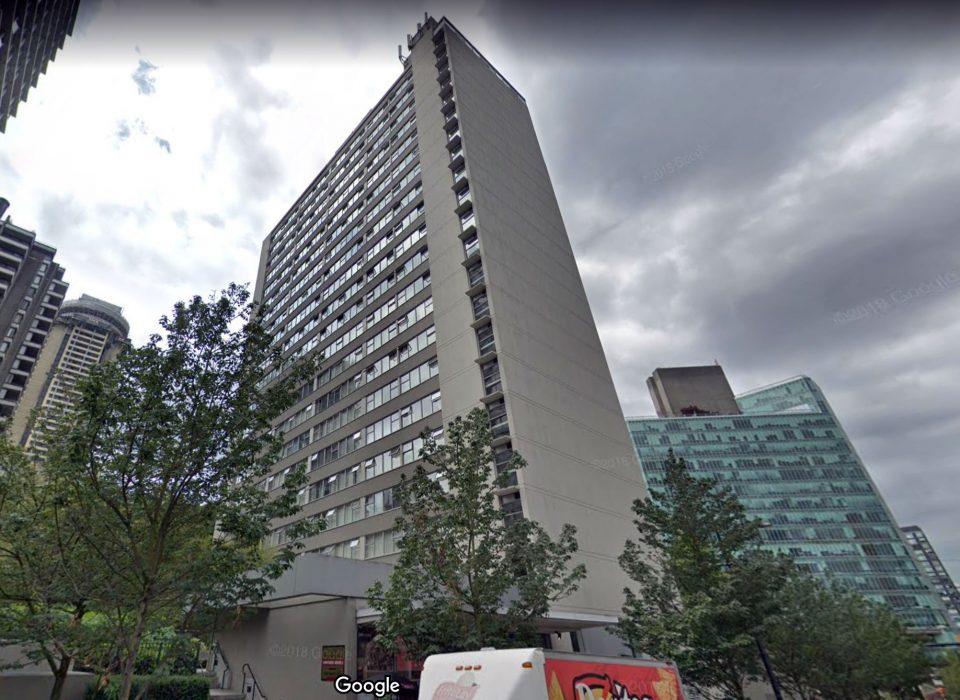 Georgian Towers rental apartment